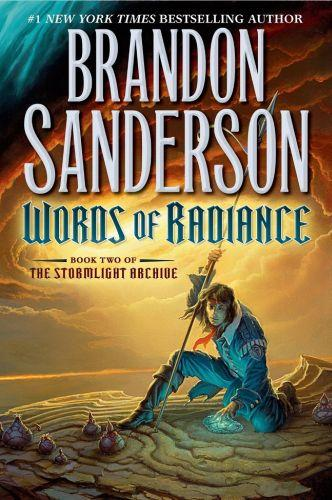 Words of radiance - stormlight archive 2