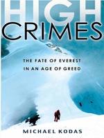 Vente Livre Numérique : High Crimes  - Michael Kodas