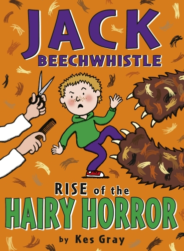 Jack Beechwhistle: Rise Of The Hairy Horror
