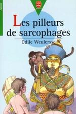 Couverture de Les pilleurs de sarcophages