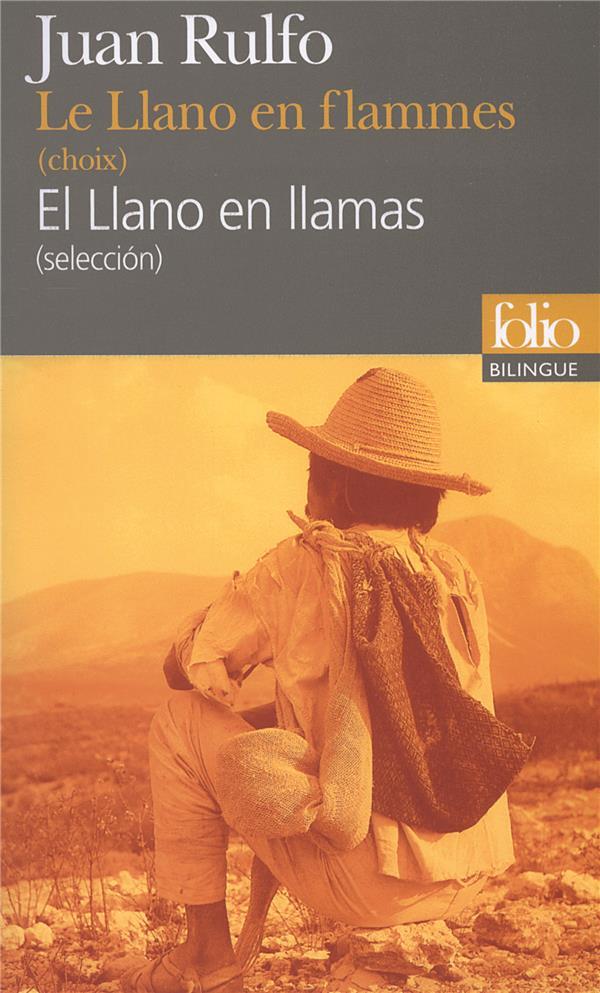 LLANO EN FLAMMES