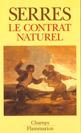 Contrat naturel (le)
