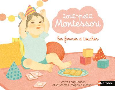Tout-petit Montessori ; les formes