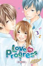Love in progress T.3  - Mika Satonaka