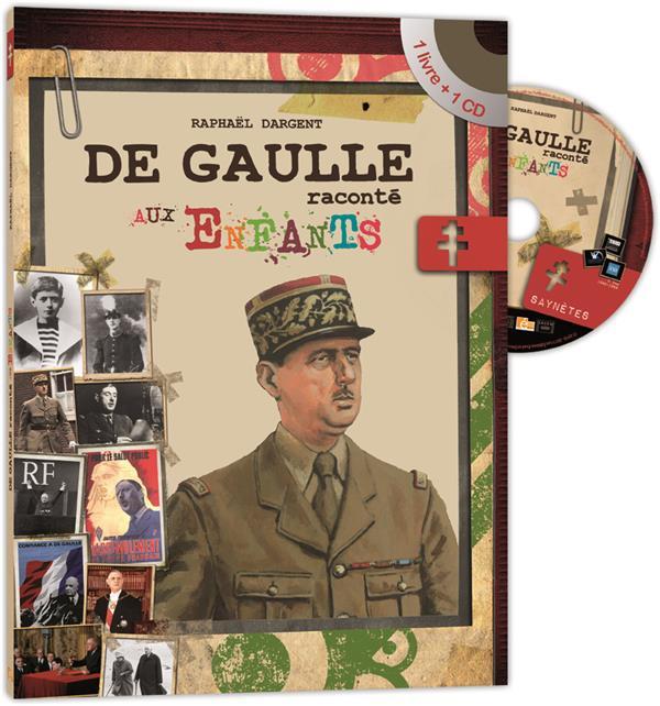 De Gaulle raconté aux enfants