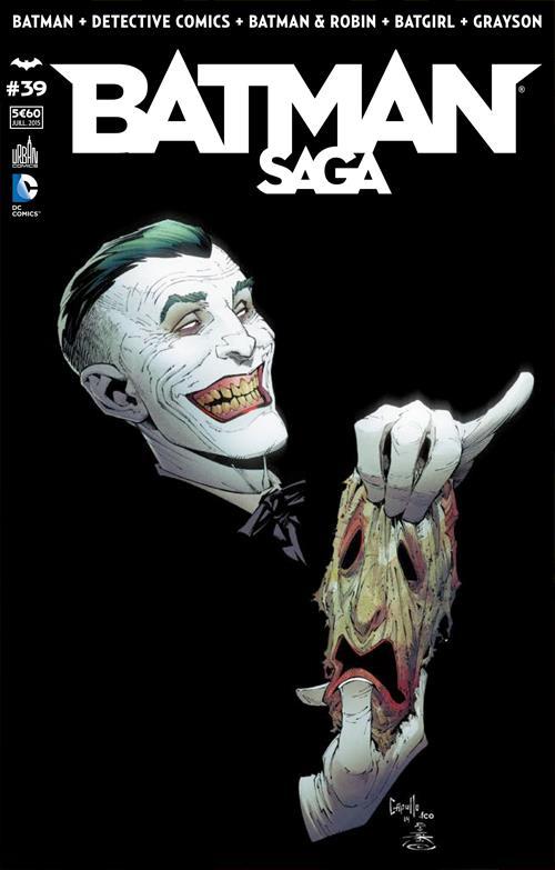 Batman saga 39