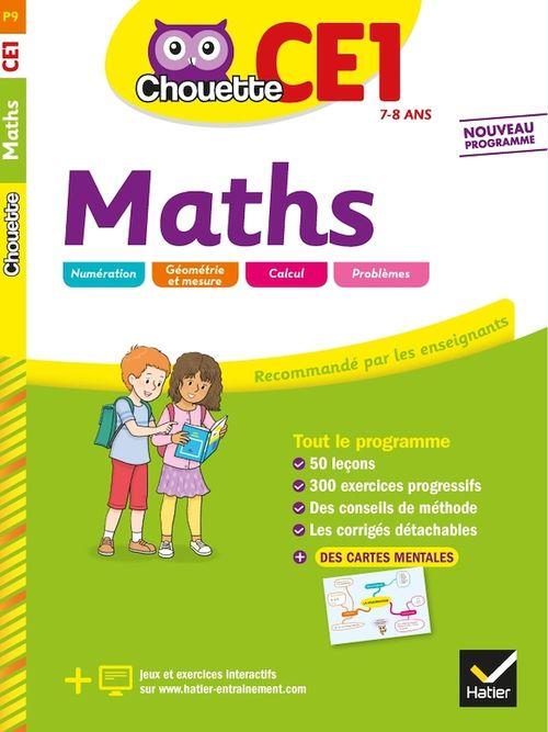 Chouette ; maths ; CE1