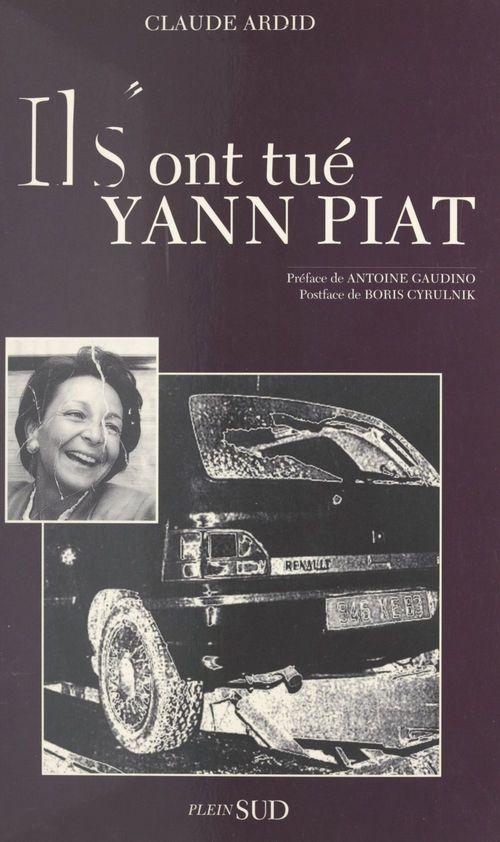 Ils ont tué Yann Piat