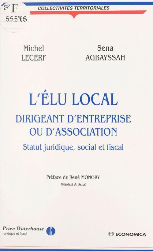 L'elu local