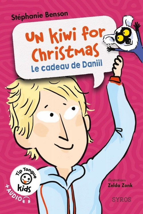 Un kiwi for Christmas : le cadeau de Daniil