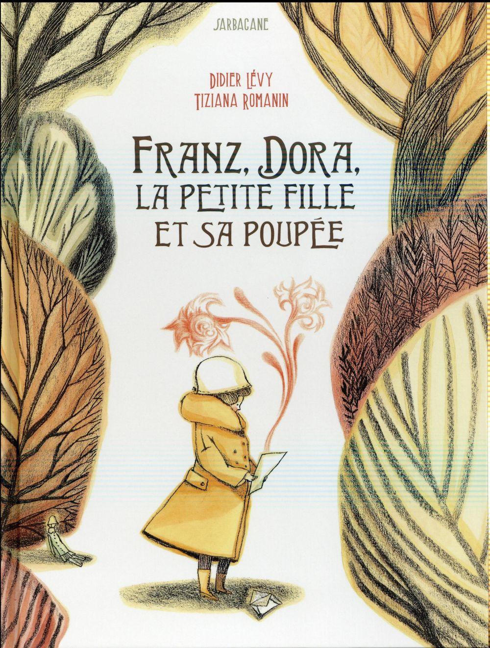 Franz, Dora, la petite fille et sa poupée