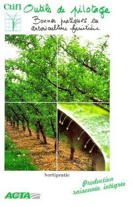 Outils De Pilotage ; Bonnes Pratiques En Arboriculture Fruitiere ; Protection Raisonnee Integree