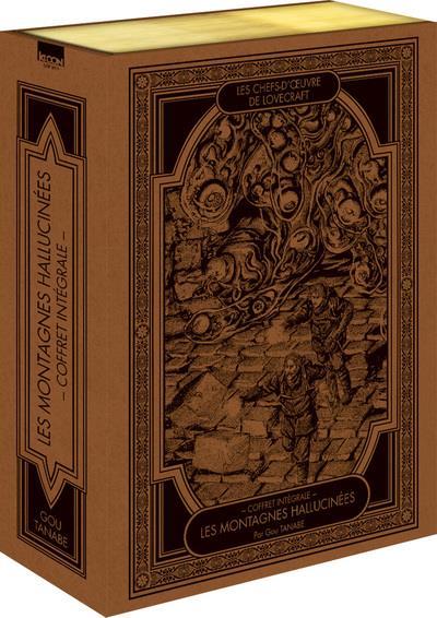 Les montagnes hallucinées ; COFFRET INTEGRALE T.1 ET T.2