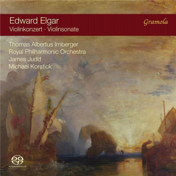 Elgar : concerto et sonate pour violon