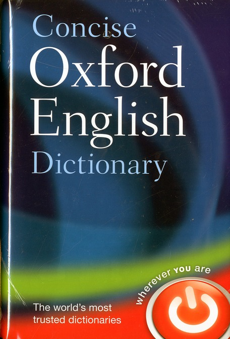 English concise dictionary - 11th edition