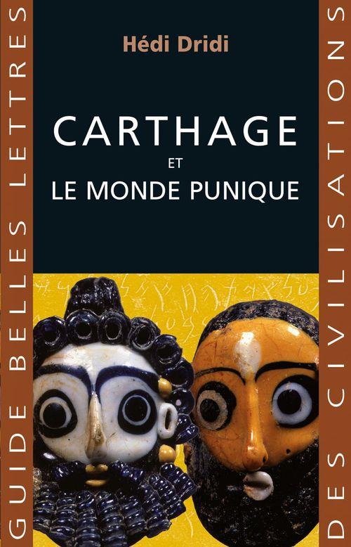 Carthage - et le monde punique - illustrations, noir et blanc