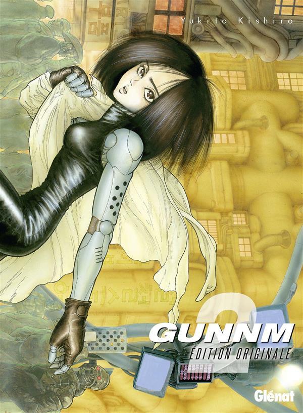 Gunnm T.2