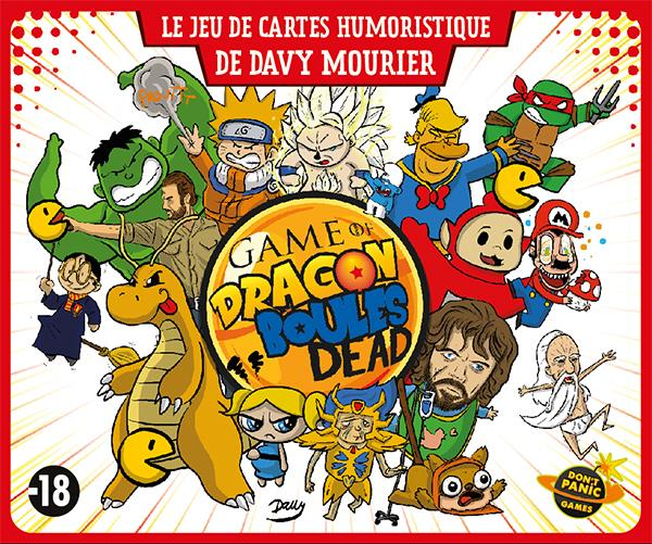 Game of dragon ; boules dead