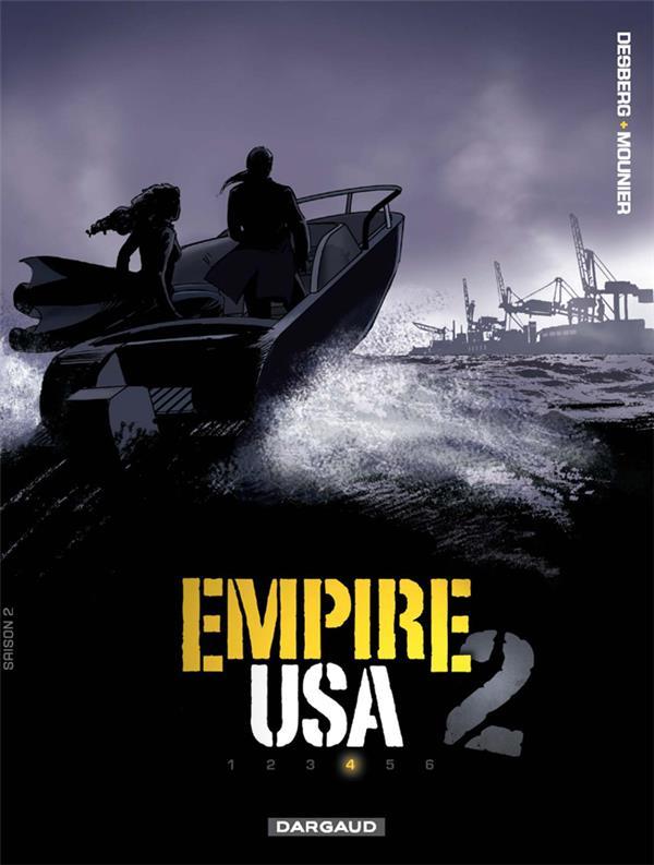 Empire USA, saison 2 t.4