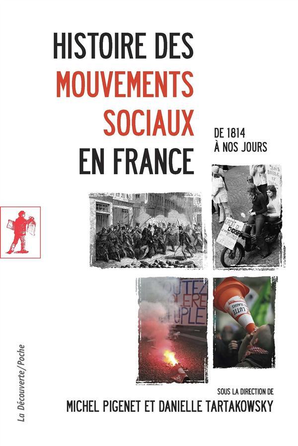 Histoire des mouvements sociaux en France (de 1814 à nos jours)