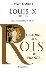 Vente Livre Numérique : Louis X  - Ivan Gobry