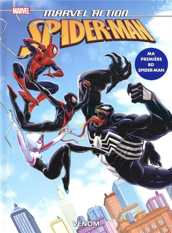 Marvel action - Spider-Man ; Venom