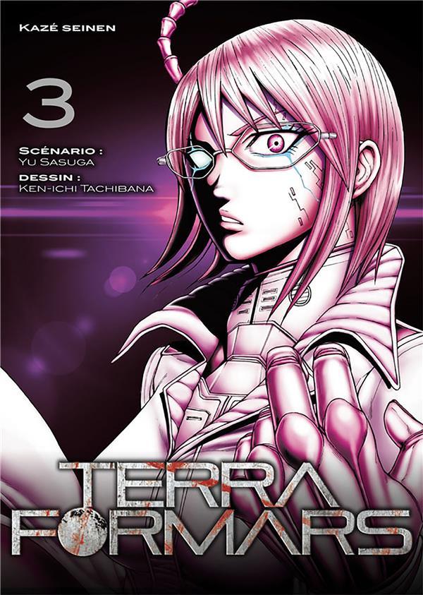 Terra Formars T.3