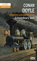 Vente Livre Numérique : Bilingue français - anglais : Histoires extraordinaires  - Arthur Conan Doyle