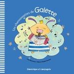 Vente EBooks : Les chansonnettes de Galette  - Lina Rousseau