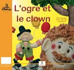 L'ogre et le clown : atelier pâte à sel