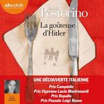 Vente AudioBook : La Goûteuse d'Hitler  - Rosella Postorino