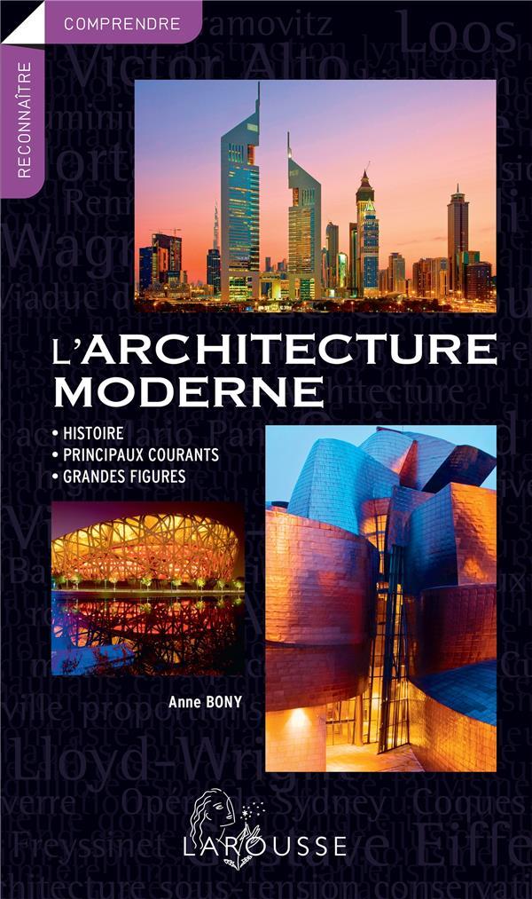 L-ARCHITECTURE MODERNE