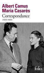 Vente Livre Numérique : Correspondance (1944-1959)  - Albert Camus - Maria Casarès
