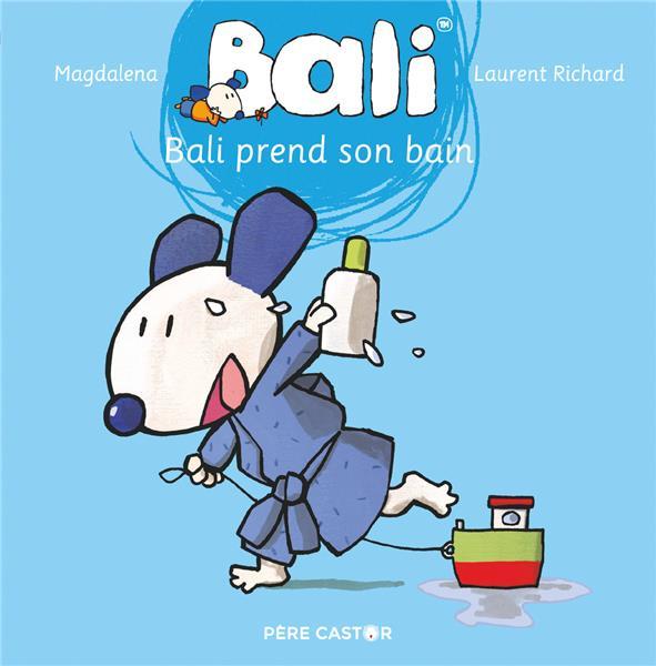 Bali prend son bain