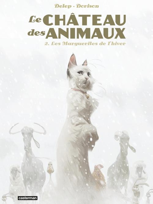 Le Château des Animaux (Tome 2)  - Les Marguerites de l'hiver