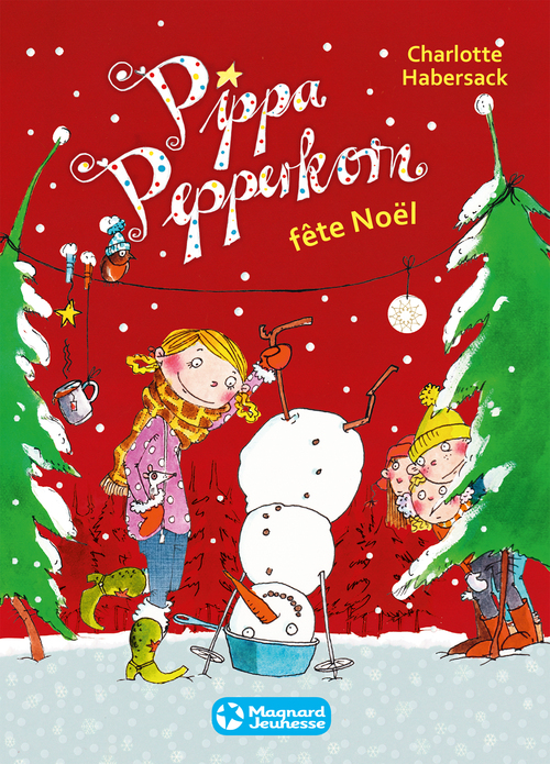 Pippa Pepperkorn T.6 ; Pippa Pepperkorn fête Noël