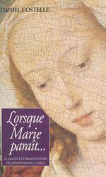 Vente Livre Numérique : Lorsque Marie paraît  - Daniel Costelle