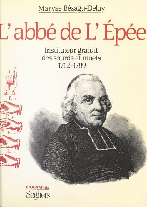 L'abbé de l'Épée