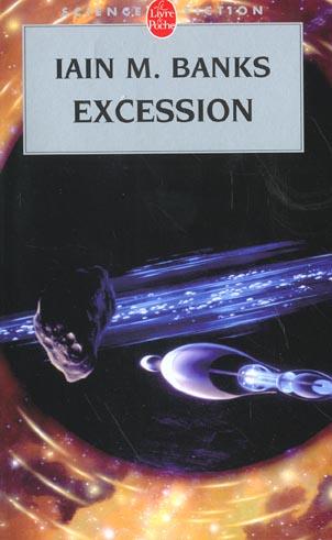 Cycle de la culture t.4 ; excession