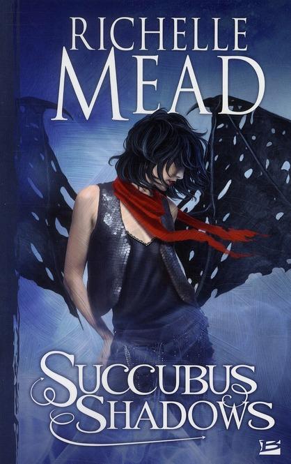 Georgina Kincaid ; succubus T.5 ; shadows