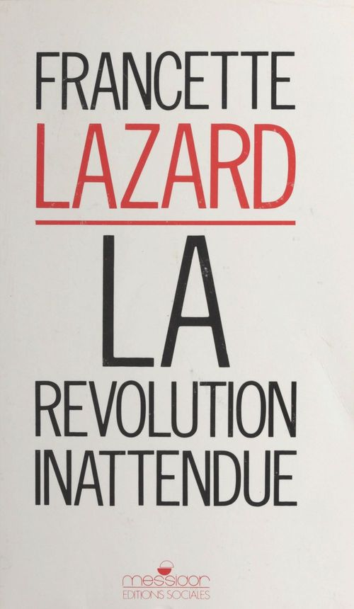 La revolution inattendue