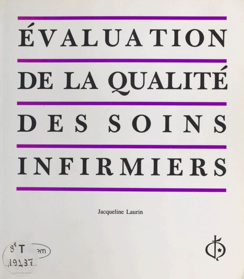 Evaluation qualite soins