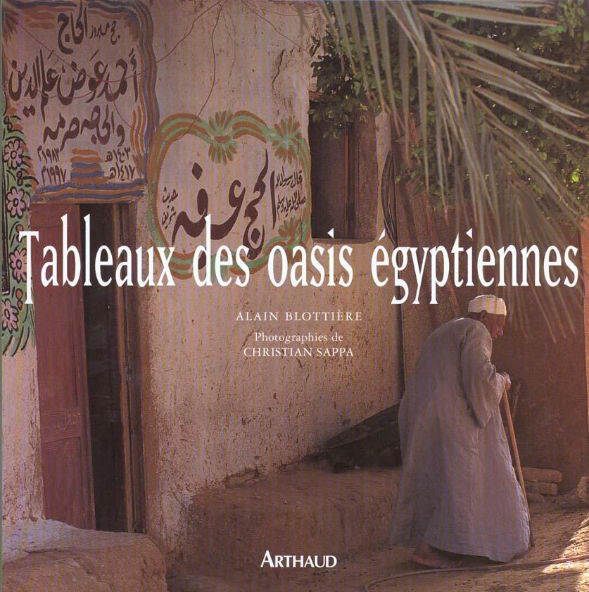 Tableaux des oasis egyptiennes