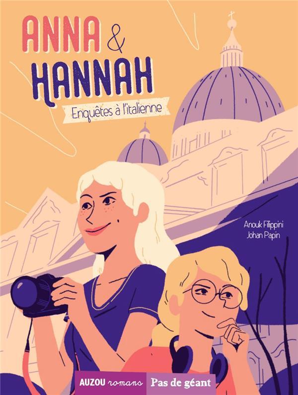 Anna & Hannah T.1 ; enquêtes à l'italienne