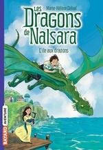 Vente Livre Numérique : Les dragons de Nalsara, Tome 01  - Alban Marilleau - Marie-Hélène Delval