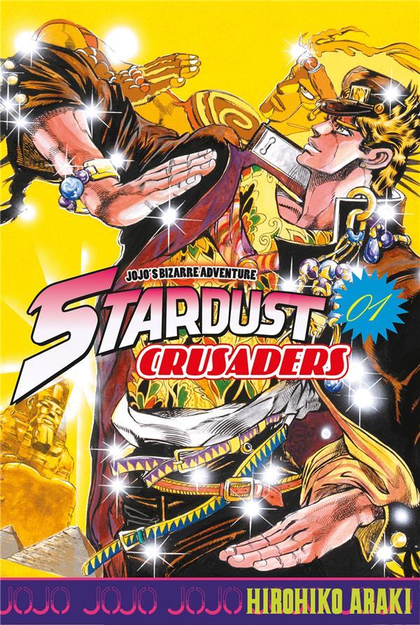 Stardust Crusaders T.1