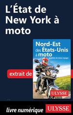 L'Etat de New York à moto  - Zabel Bourbeau