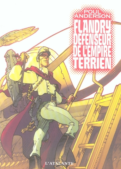 Flandry, Defenseur De L'Empire Terrien