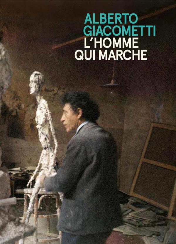 L'homme qui marche, Alberto Giacometti