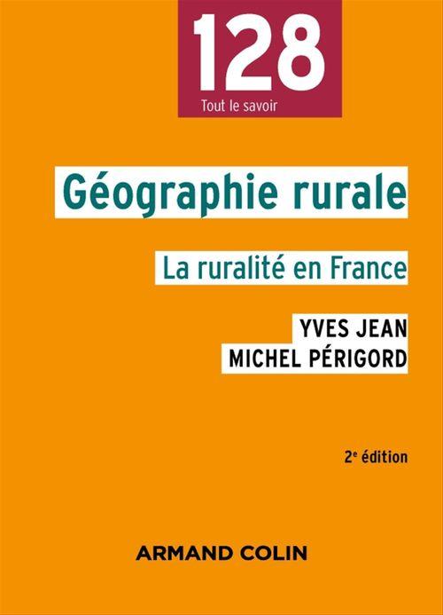 Géographie rurale - 2e éd.